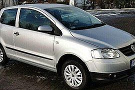 2006' Volkswagen Fox