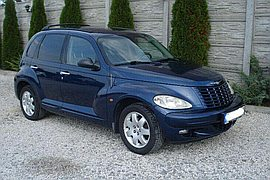 2000' Chrysler PT Cruiser