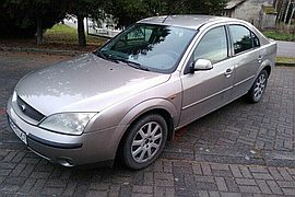 2003' Ford Mondeo