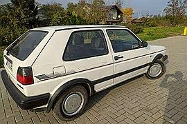 1991' Volkswagen Golf