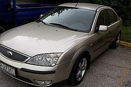 2004' Ford Mondeo