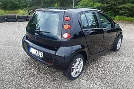 2005' Smart Forfour