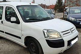 2003' Citroen Berlingo