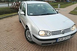 1999' Volkswagen Golf
