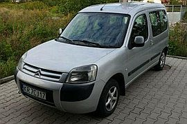 2004' Citroen Berlingo